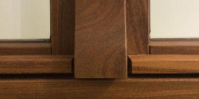 u profiel hout
